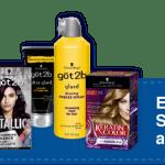 Schwarzkopf Beauty at Rite Aid BOGO 50% + Bonus Cash Offer