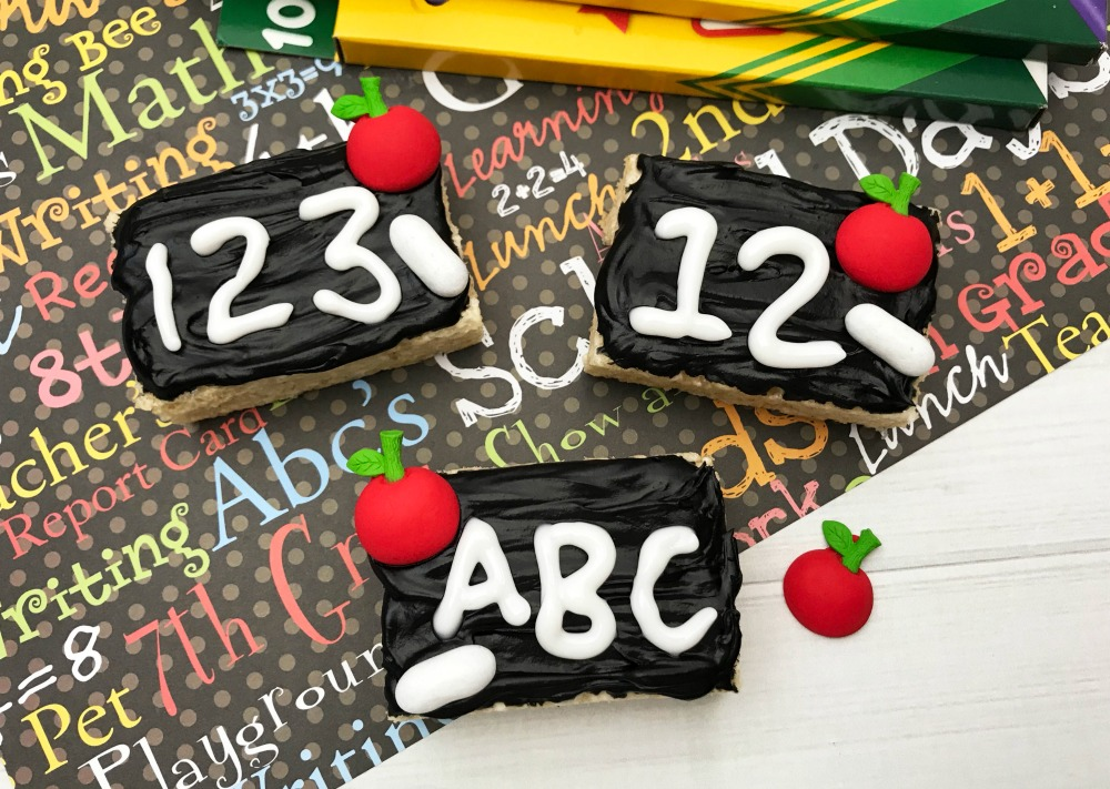 Chalkboard Rice Krispie Treats Final 2