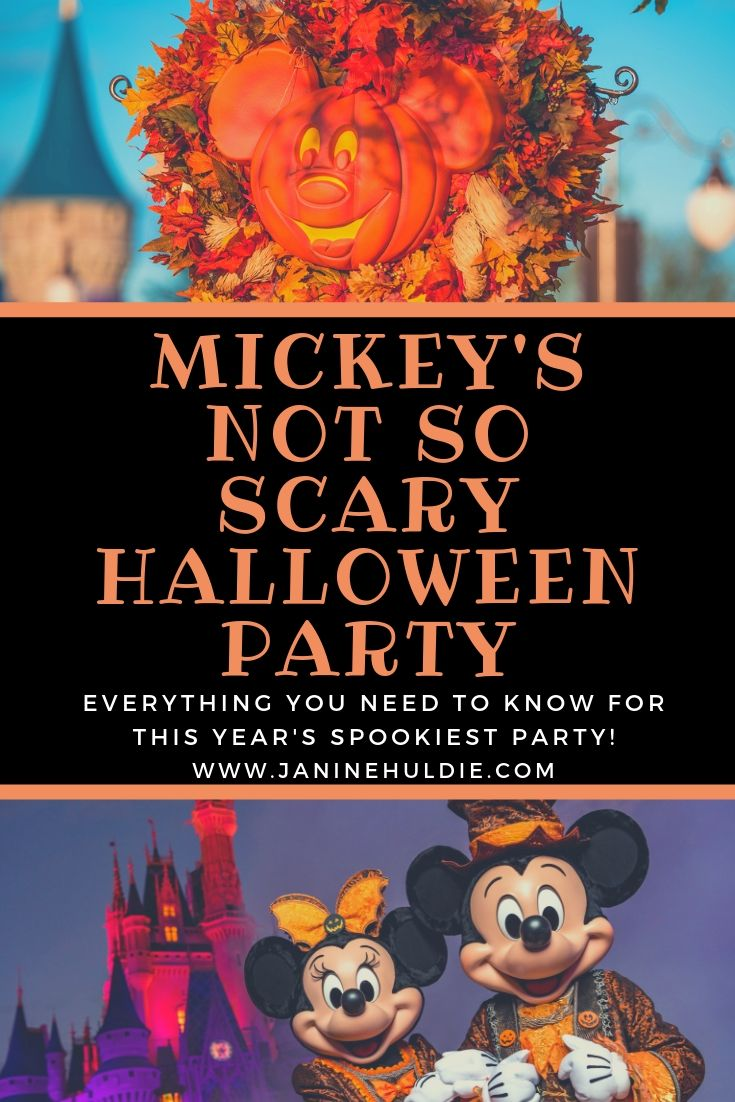 Mickey's Not So Scary Halloween Party 2019, This Mom's Confessions