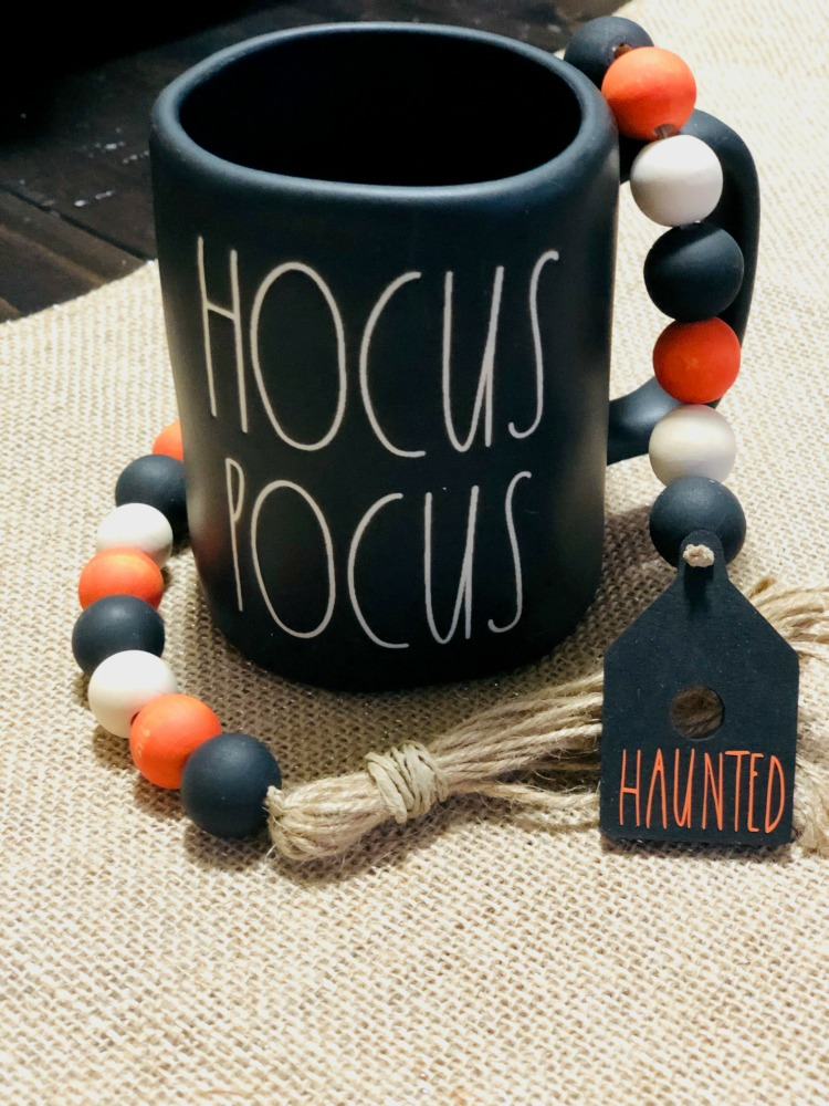 Hocus Pocus Haunted Beads