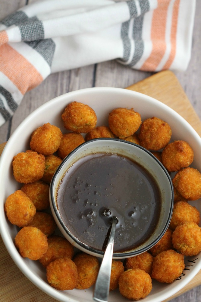 Maple Honey Cinnamon Dipping Sauce Vertical 1