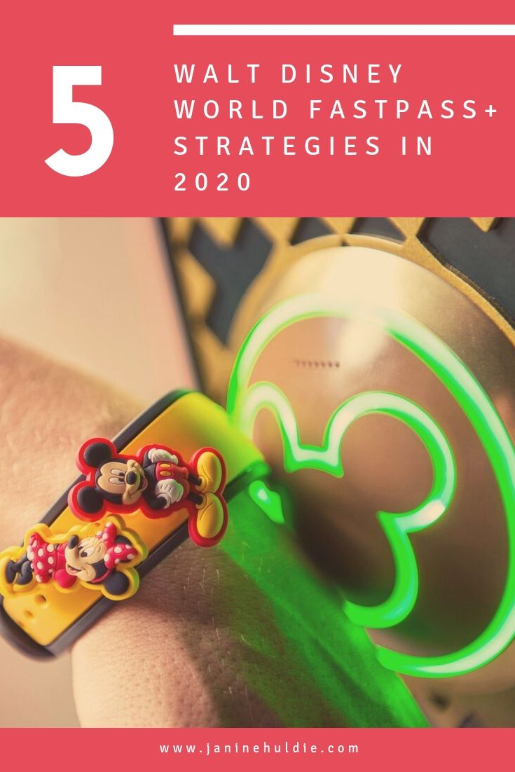 5 Disney World Fastpass+ Strategies in 2020