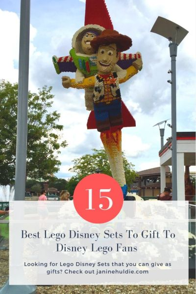 15 Best Lego Disney Sets To Gift To Disney Lego Fans