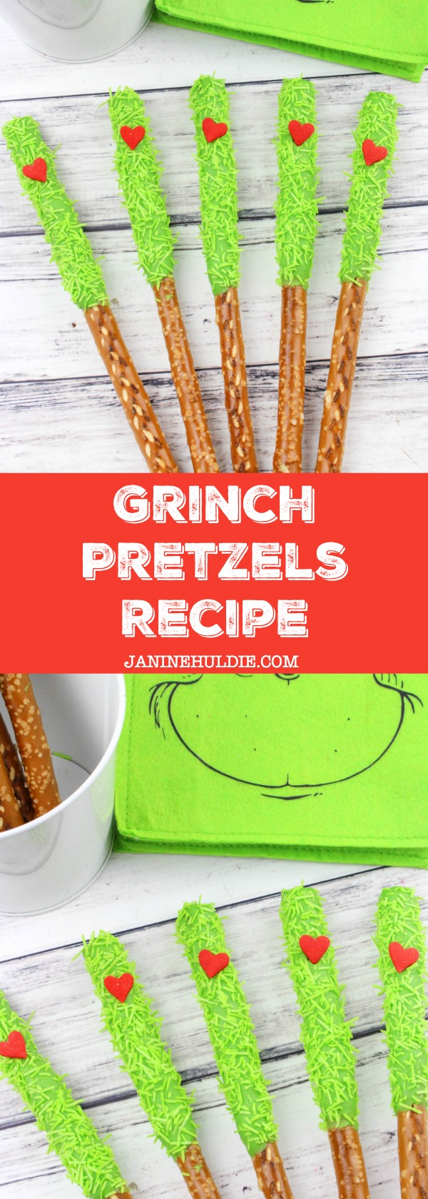 Grinch Pretzels, This Mom's Confessions