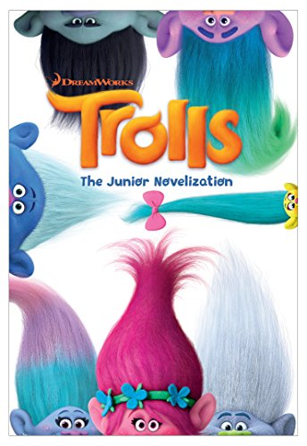 Trolls Junior Novel Book