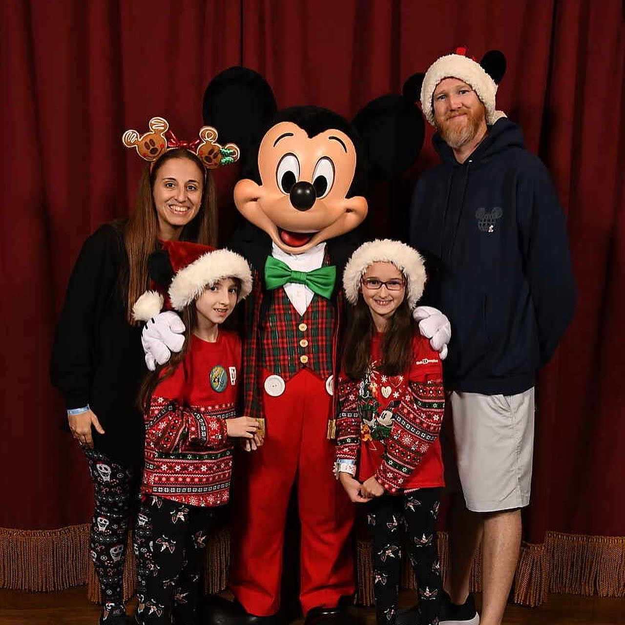Mickey's Very Merry Christmas Party 2019 with Mickey Mouse