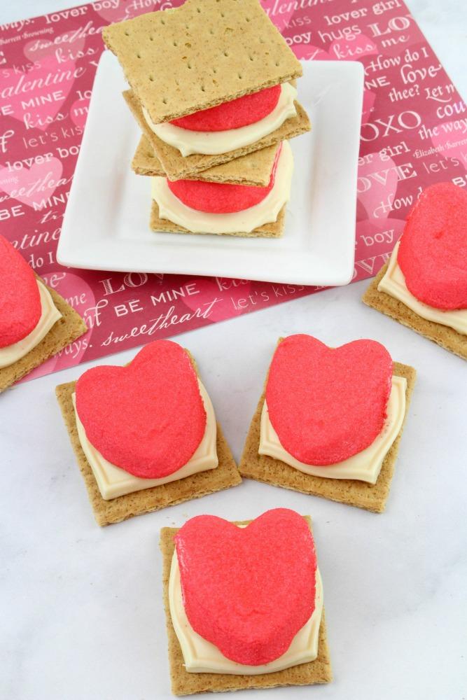 Valentine Day Peeps Smores Final 1