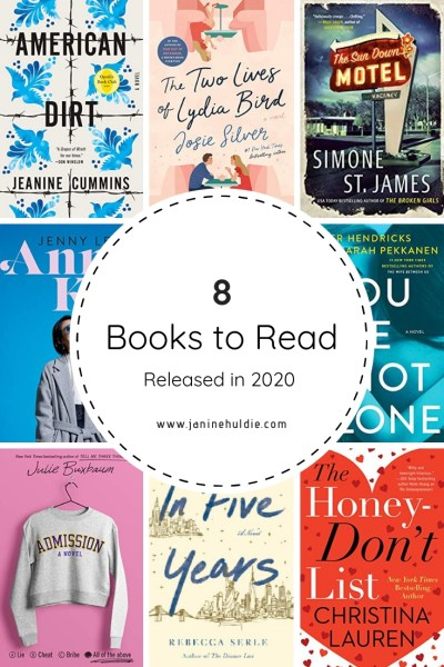 8 Books to Read Released in 2020