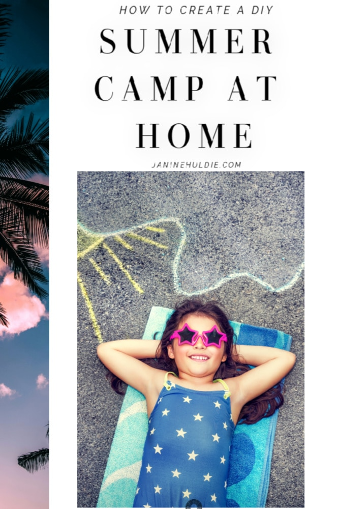 summer camp at home, This Mom's Confessions