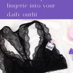Sheets to the Streets: How to Incorporate Plus Size Lingerie in Your Daily Outfit
