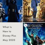 What's New To Disney Plus For May 2020