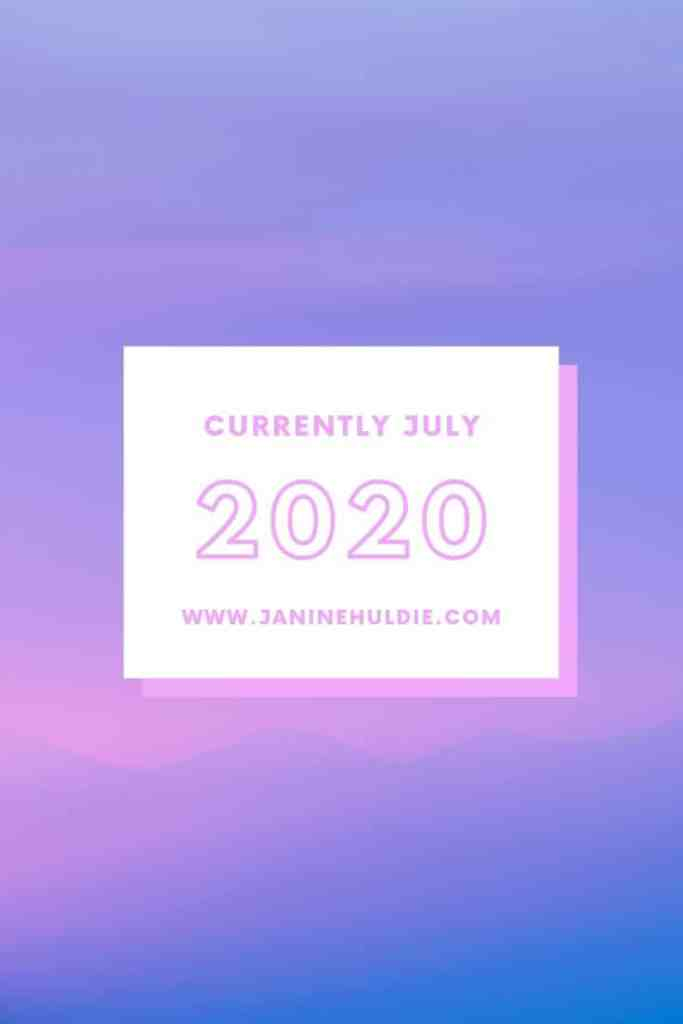Currently July 2020, This Mom's Confessions