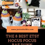 The 8 Best Etsy Hocus Pocus Rae Dunn Inspired Finds For Halloween