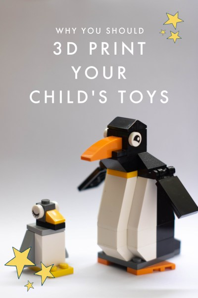 3D Print Your Child Toys