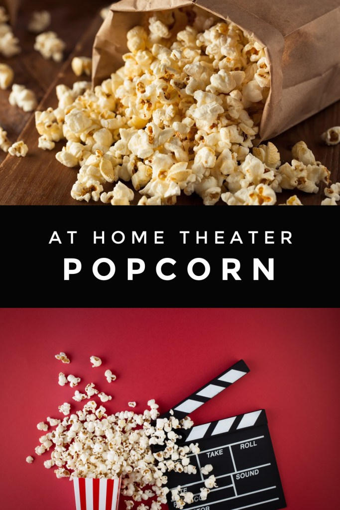 Theater-Popcorn