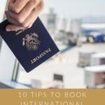 Useful Tips For International Flights
