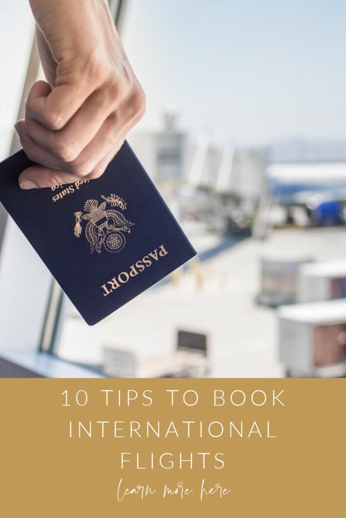 International Flight Tips