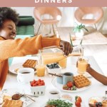 Easy Activities for Family Dinners