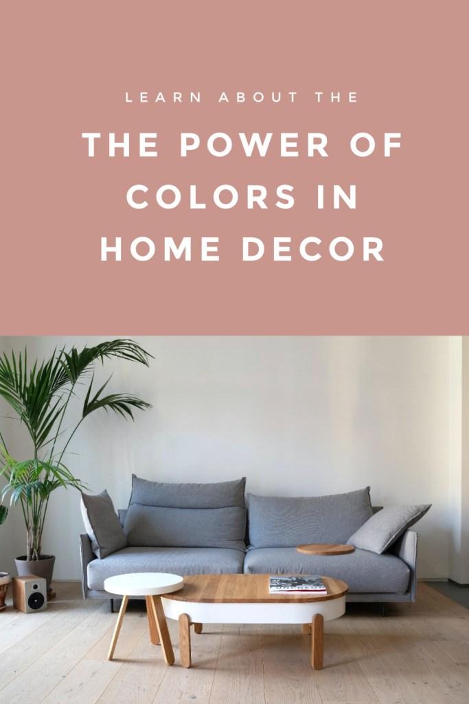 Colors Home Decor