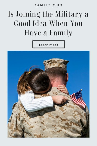 Joining the Military Family Tips copy