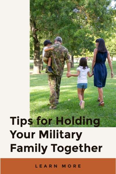 Military Family Advice