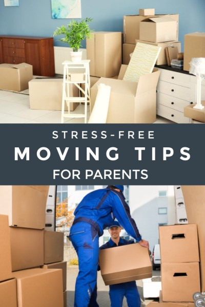 Moving Tips for Parents