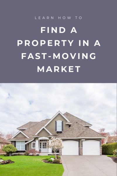 Finding a Property Tips