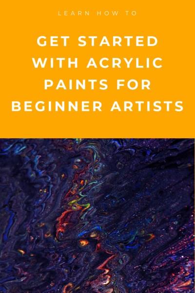 Acrylic Artists Tips