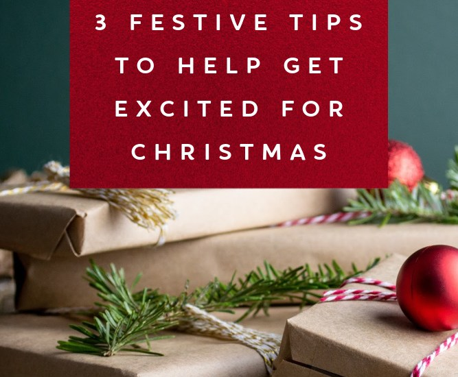 Get Excited for Christmas Tips