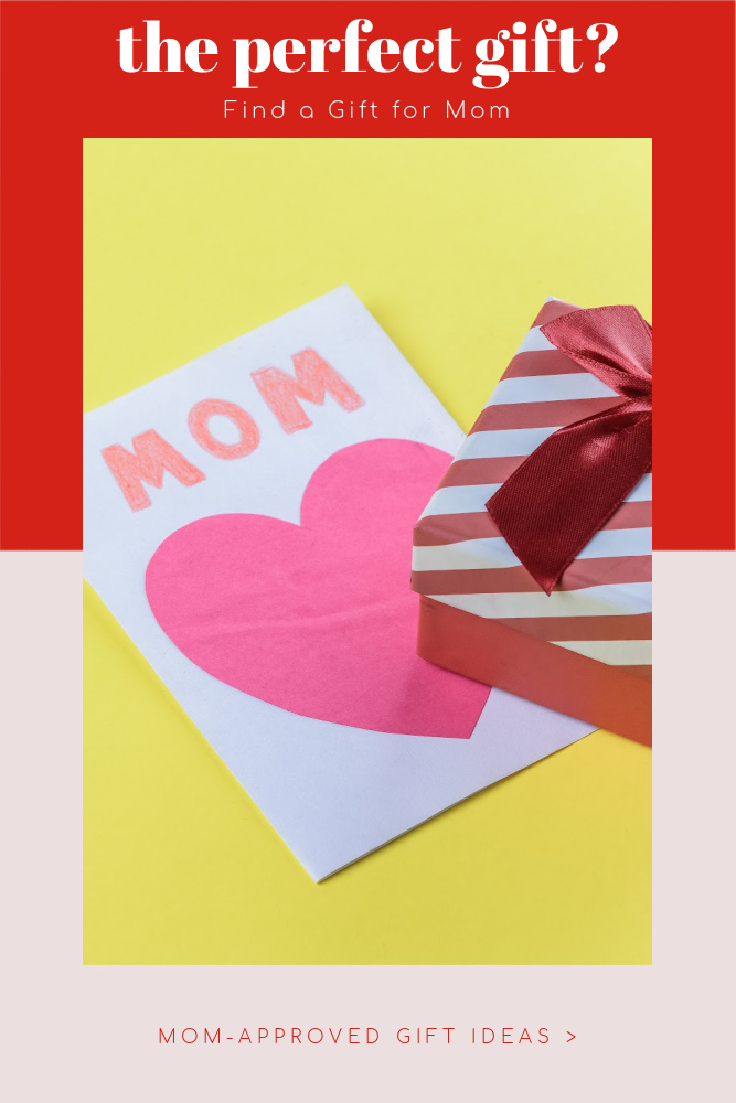Gift for Mom Ideas