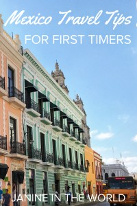 Everything you need to know for your first trip to Mexico. These insider tips will help you avoid any unnecessary awkward moments. #mexico #travel #mexicotravel #traveltips