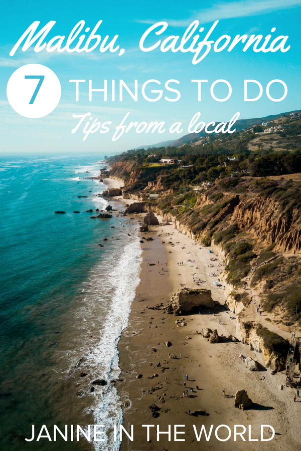 Malibu, California is a laid back beach community with a lot more to offer than meets the eye. Here are 7 of the best things to do in Malibu for your next visit! #malibu #malibucalifornia #travelguide #californiatravel #travel
