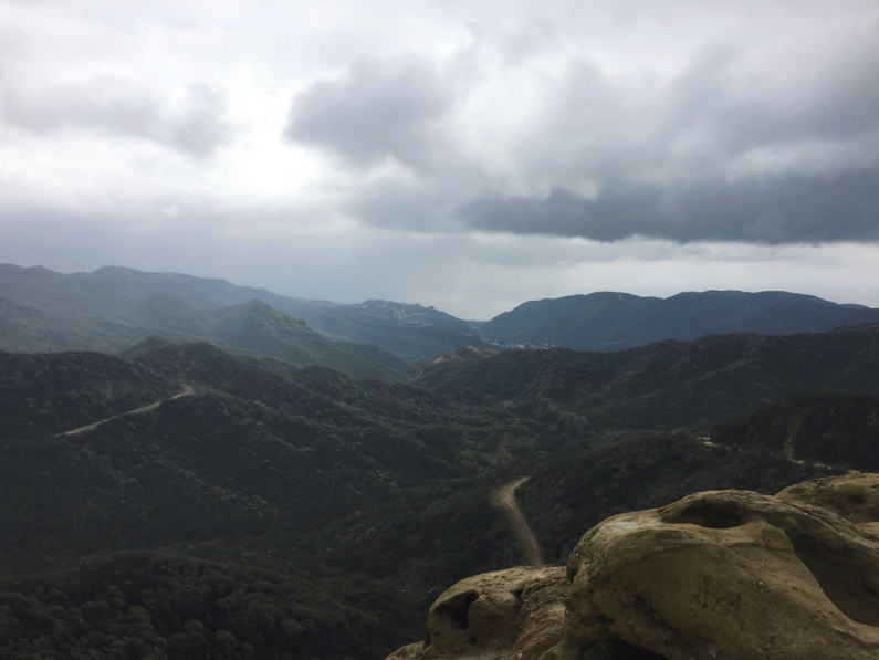 Malibu has some of the best hiking trails in Southern California.