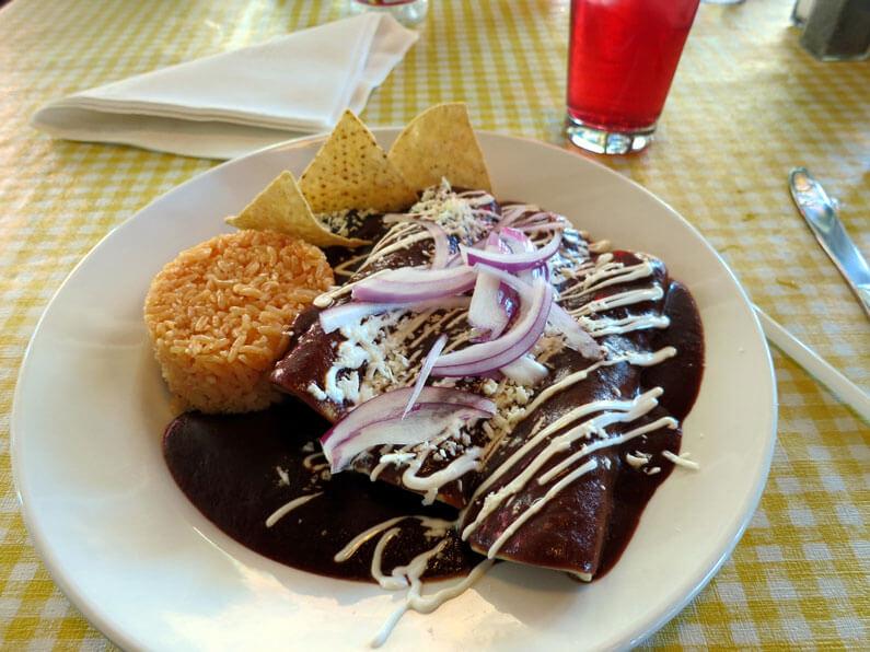 Mole Poblano in Puebla, Mexico