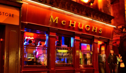 McHughs Web