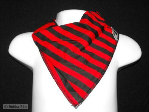 9 Red & Black Stripe