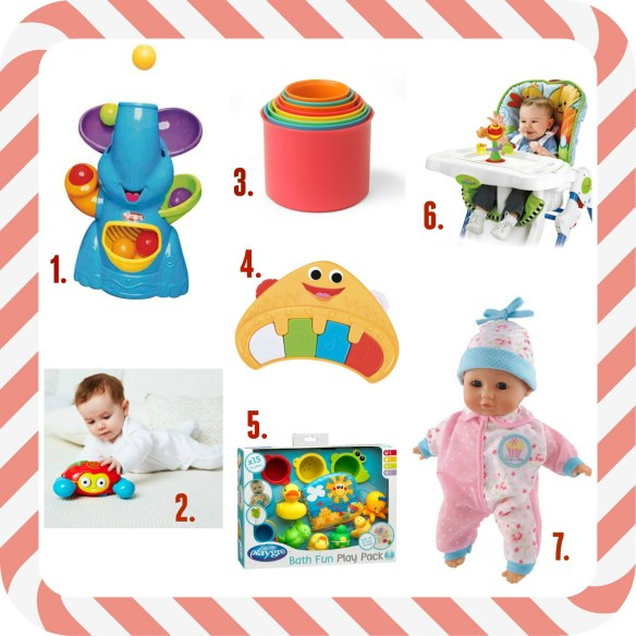 Xmas Presents For Infants