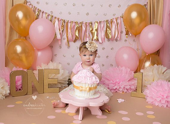 First Birthday Party Ideas Janines Little World