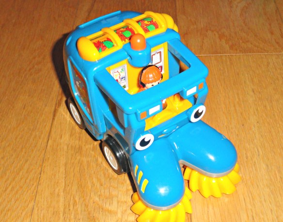 wow toy truck