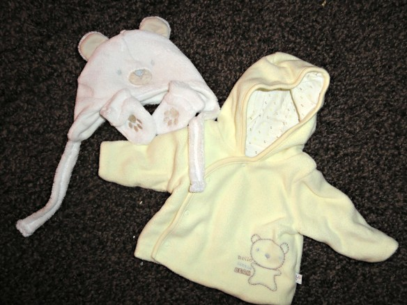 first jacket mothercare
