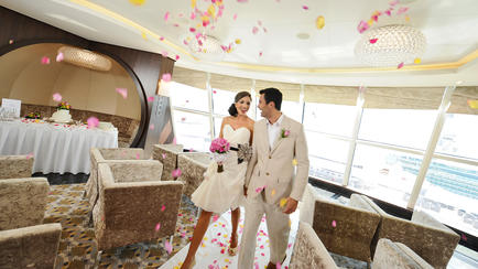 Credit: Disney Cruise Weddings