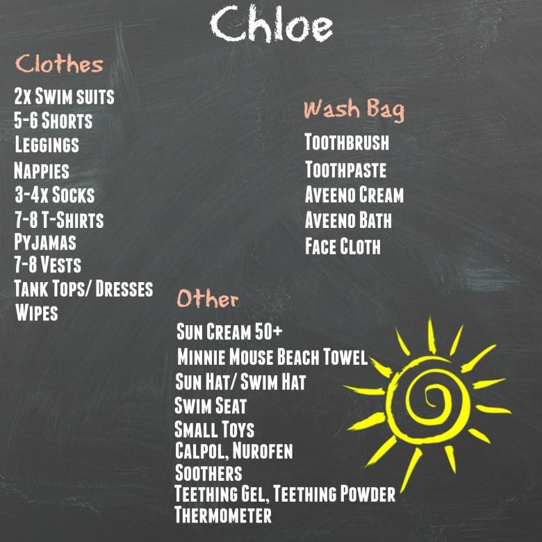 Chloe Holiday
