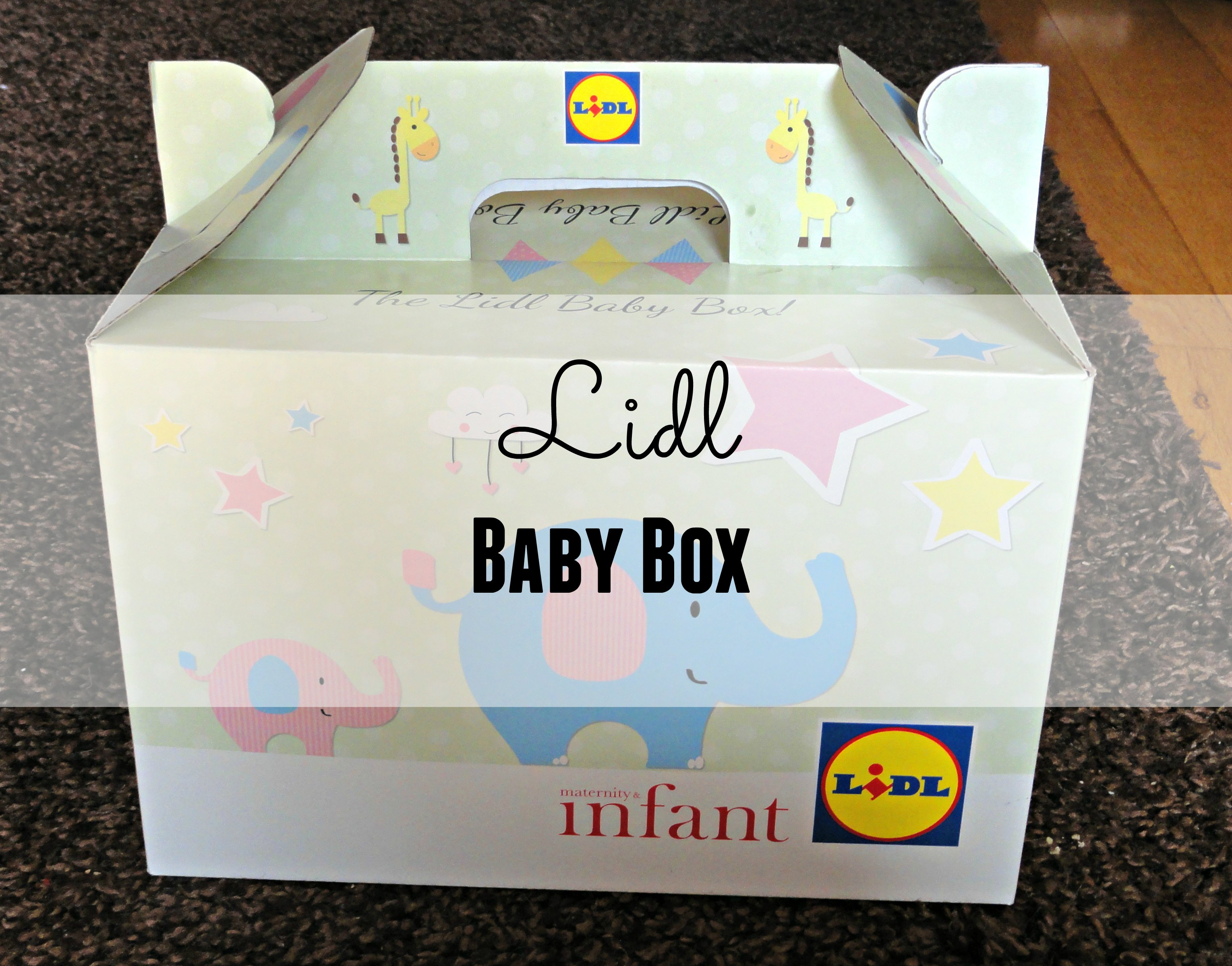 the lidl baby box janine 39 s little world. Black Bedroom Furniture Sets. Home Design Ideas
