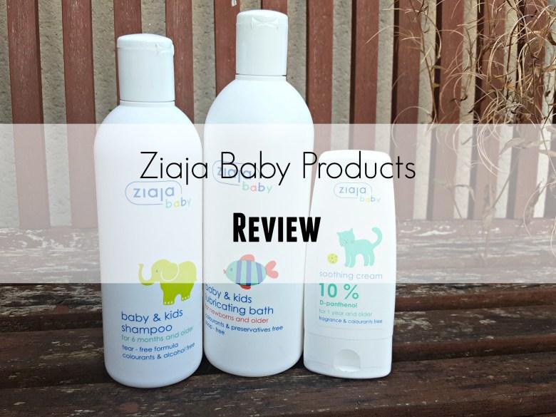 ziaja-products