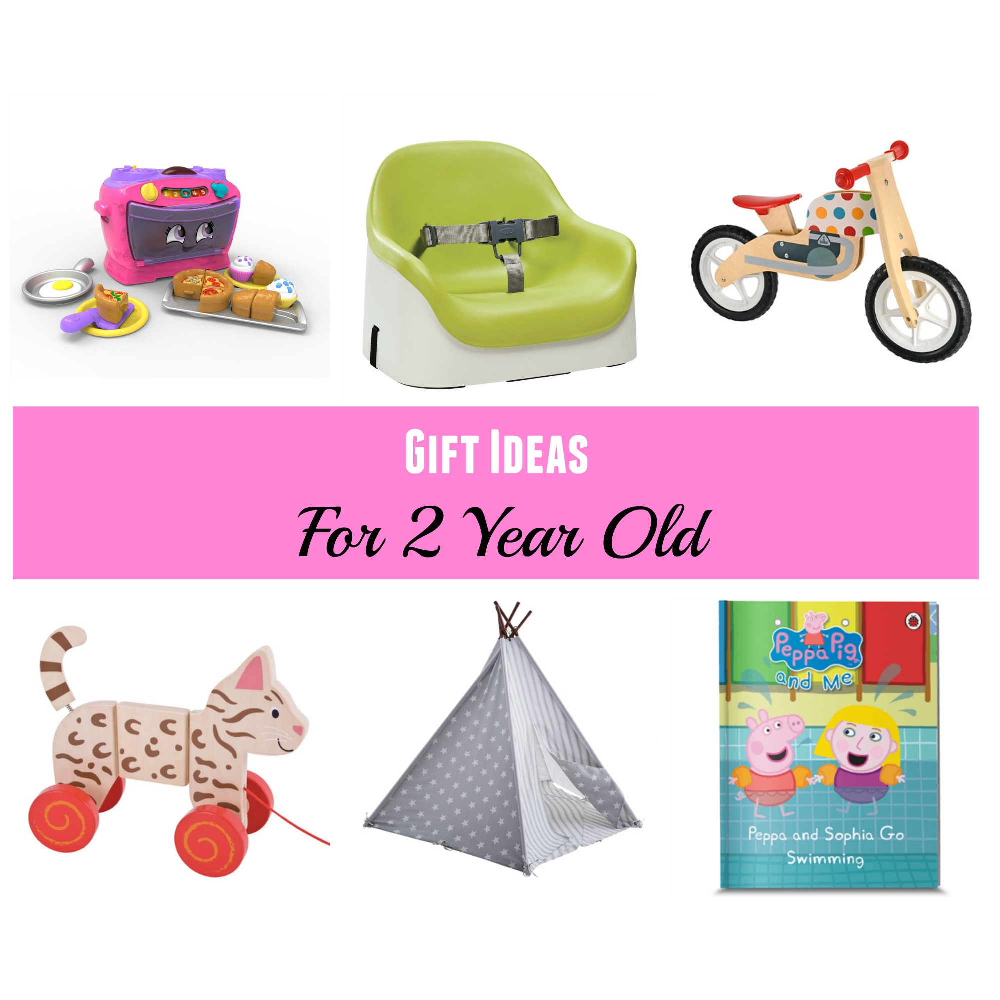 2nd Birthday Gift Ideas for Girls
