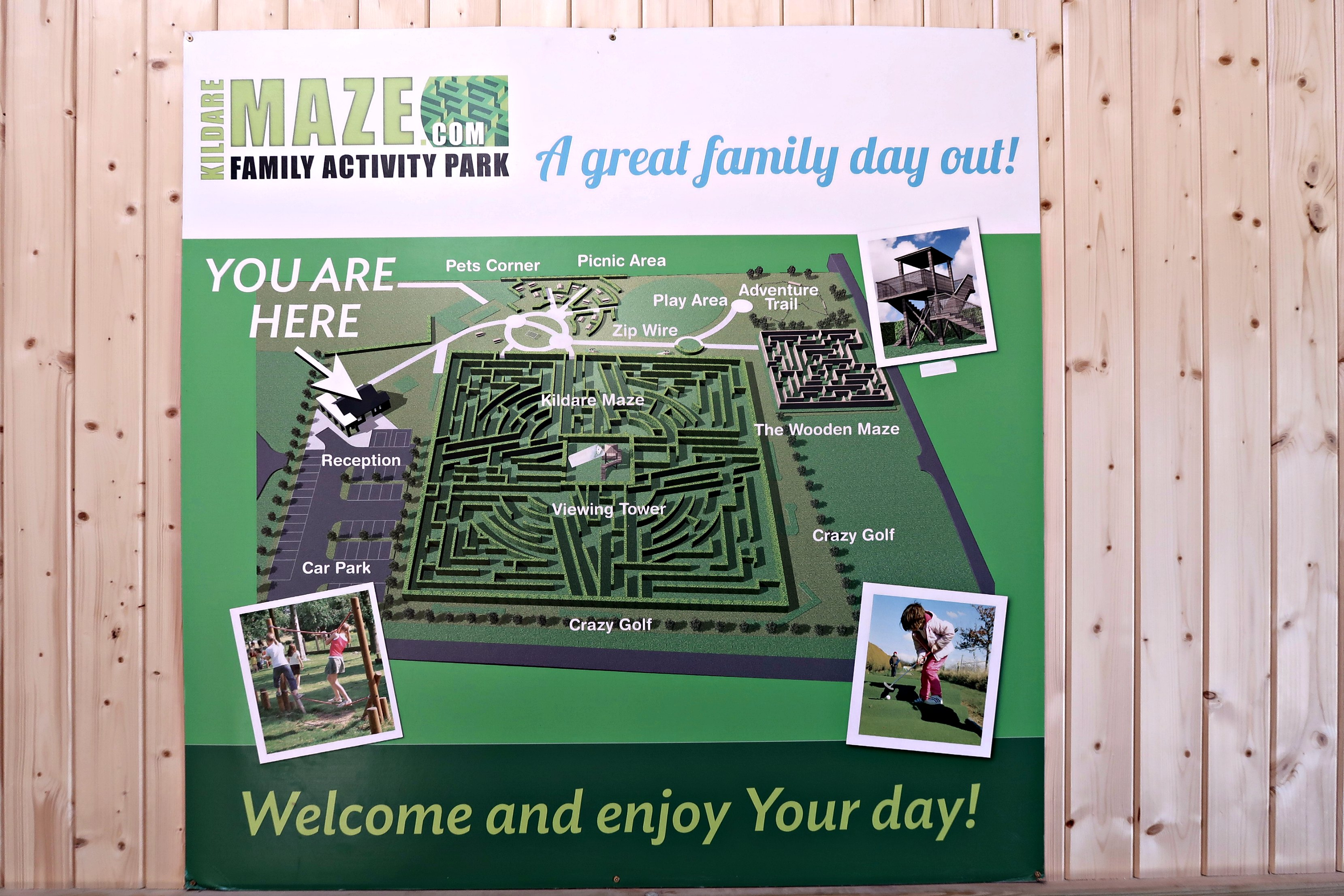 d691b0e3599c2 The Kildare Maze - A Family Day Out | Janine's Little World