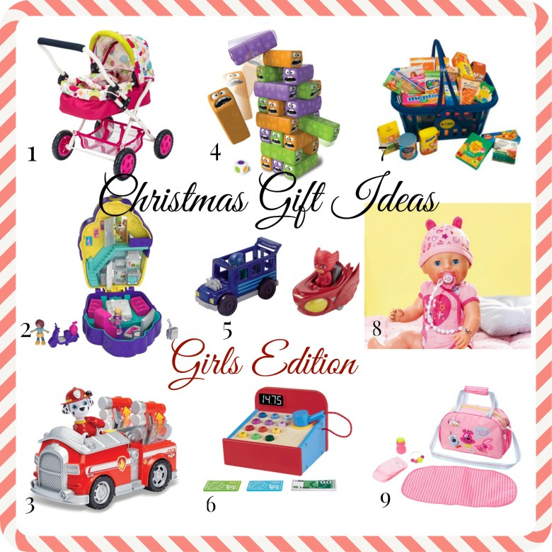 Christmas Gift Ideas For Girls.Christmas Gift Ideas For Girls Aged 3 Janine S Little World