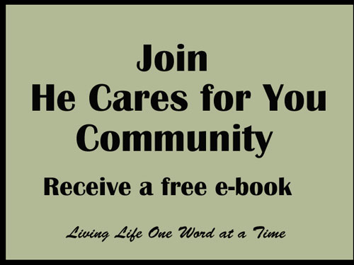 Join He Cares for You