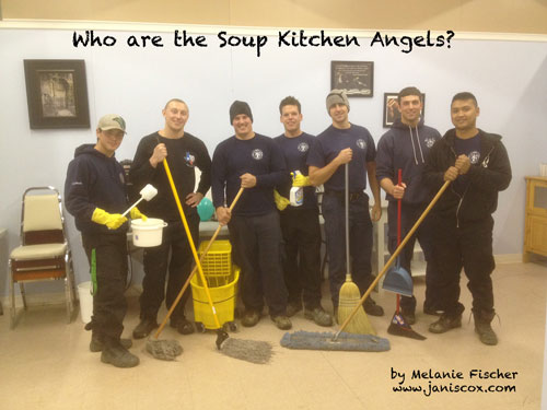 "The ""soup kitchen angels"": Scott Safety supply services Inc. - Fire division, out of Whitecourt AB)"
