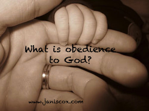 what-is-obedience-to-God